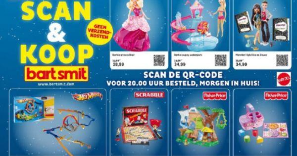 Ook Bart Smit Heeft De Qr Codes Ontdekt Qr Code Geek Stuff