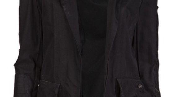 Greg lauren tent spine jacket katie s look pinterest tent