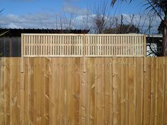 Fence Post Height Extender Backyard Fences Yard Design