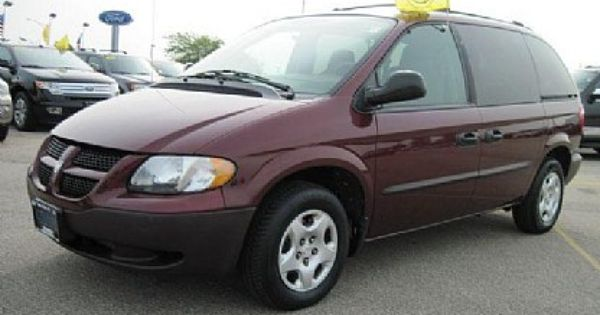 17 2003 Dodge Caravan We Traded In The Grand Caravan When We Moved To Texas And Couldnt Get The Inspection Grand Caravan Dodge Riding