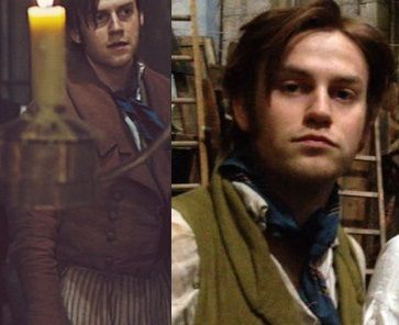 Iwan Lewis As Bahorel Also He Replied To My Birthday Wishes On Twitter Same Birthday As George Blgaden In Fact Yaay Les Miserables Les Mis Movie 2012 Movie