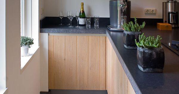 Modern landelijke keuken combineert gezelligheid met eigentijdse stijl home country kitchen - Eigentijdse landelijke keuken ...