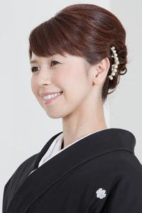 結婚式当日のお母様の髪型を探すならなら 結婚準備室 留袖 ヘアスタイル 髪型 結婚式 髪型