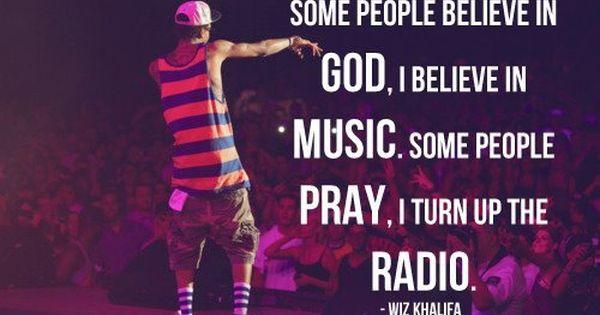 Wiz Khalifa Music Quotes Music Quotes Lyrics Eminem Life