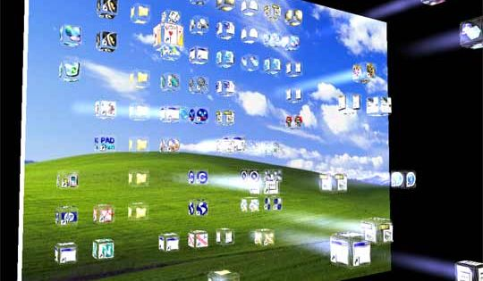 Windows Moving Screensavers Free Download Icons