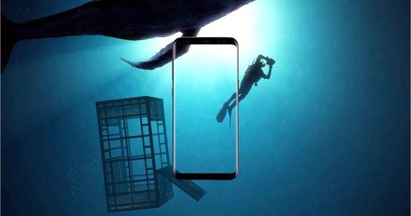 S8 Whale Wallpaper 4k In 2020 Galaxy S8 Galaxy Samsung Galaxy