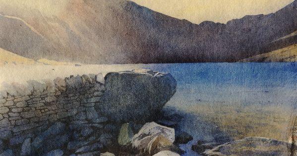 Original Water Colour Paintings Of Dartmoor