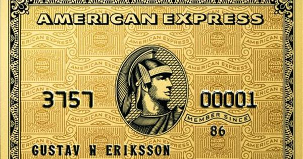 Problem With Audiences Gold Credit Card American Express Credit Card American Express Gold