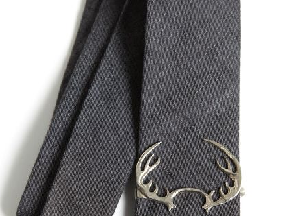 Bo Clothing Buck Tie Clip men style fashion accessories