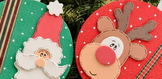 20 Melhores Enfeites De Natal Em Eva Com Moldes E Diy Enfeites