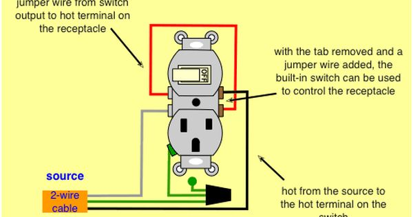 Wiring Diagrams For Household Light Switches Light Switch Wiring Home Electrical Wiring Electrical Wiring