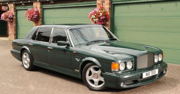1997 bentley turbo r mulliner dream machines pinterest for Bentley motors limited dream cars