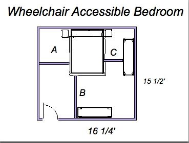 Pin By Kaijie Zhang On Ot Universal Design Handicap Accessible Home Design