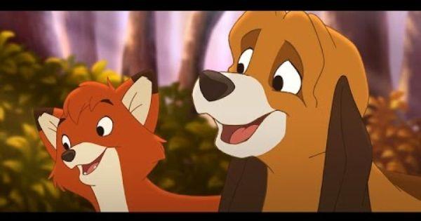 Rox Et Rouky 2 Film En Francais Dessin Anime Animated Cartoon Movies Walt Disney Movies Animated Movies For Kids