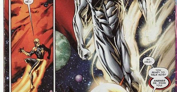Nova vs Silver Surfer | Cartoons | Pinterest | Silver ...