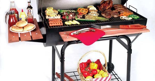 Large Capacity Charcoal Grill