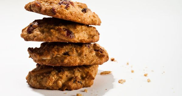 Almond Cranberry Quinoa Cookies. Used this as a base recipe and made