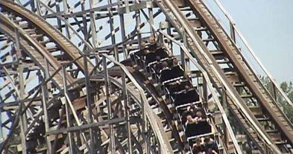 Darien Lake Predator Darien Lake Lake Roller Coaster