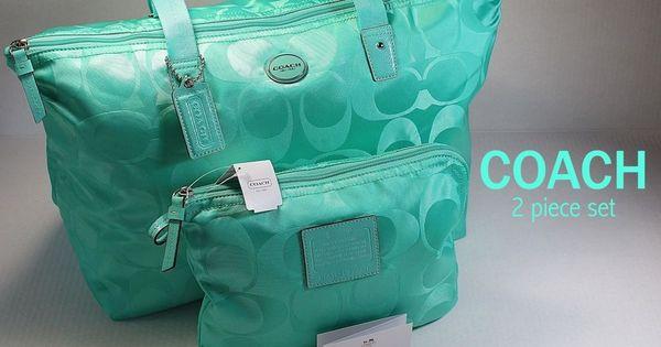 Coach purse fashion satchel