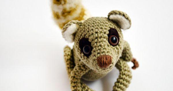 Adorable Crochet Meerkat Amigurumipatterns Net