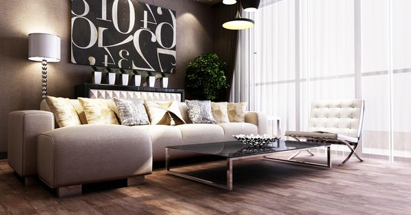 Madera cer mica en sala de la l nea forestland color for Modelos de ceramica para pisos de sala