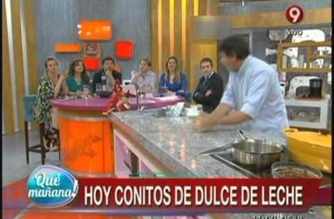 Conitos dce de leche ariel rodriguez palacios for Cocina 9 ariel rodriguez palacios facebook
