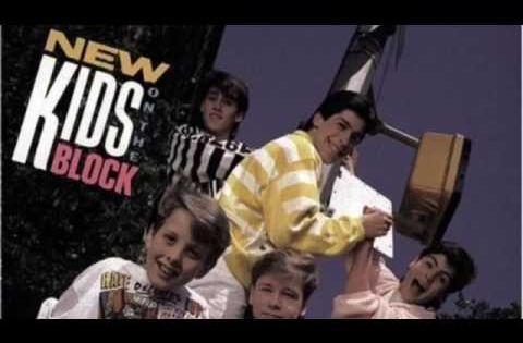 New Kids On The Block Self Titled Full Album New Kids On The