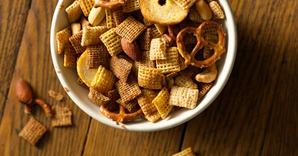 Chex party mix, Party mix and Originals on Pinterest