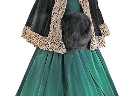 Caroler costumes and victorian on pinterest
