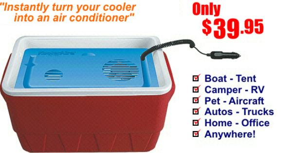 12 Volt Air Conditioner Portable Air Conditioner Happy
