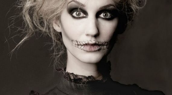 Halloween Makeup For Women a?? 60 Creepy Makeup Ideas | See more about Halloween Makeup, Creepy Makeup and Makeup Ideas.