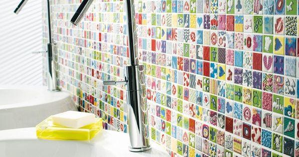 Carrelage mural de salle de bain castorama d coration - Peinture carrelage mural castorama ...