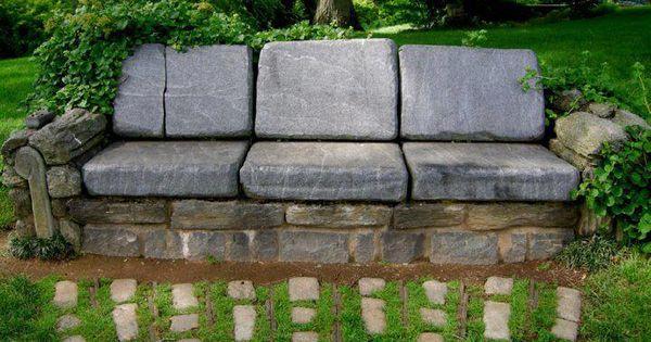 Sillon pavimentos pinterest sillones bancos de - Pavimentos de jardin ...