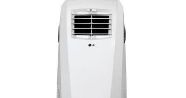 Lg Electronics 10 000 Btu Portable Air Conditioner And Dehumidifier Function With Remote Control Portable Air Conditioner Lg Electronics Portable Solar Panels