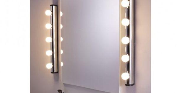 Miroir salle de bains rampes clairage leroy merlin for Eclairage salle de bain leroy merlin