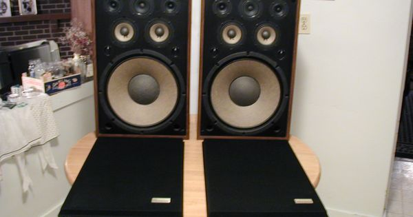 Pioneer CS-920 Speakers