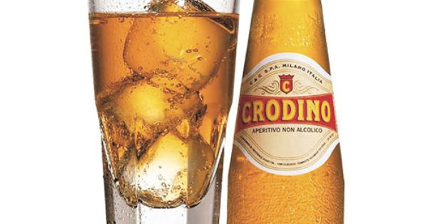 Crodino an italian classic bitter and non alcoholic for Classic aperitif