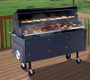 Commercial Pit Barbeque Smoker Grill Built In Grill Outdoor Grill Outdoor Kitchen Design