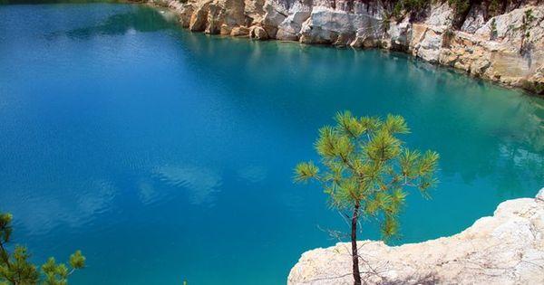 The Blue Hole Angelina National Forest Wimberley Texas
