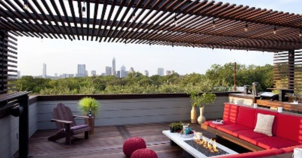 Enjoy This Amazing Rooftop Patio In The Heart Of The Soco Area For F1 Rooftop Terrace Design Rooftop Design Terrace Design