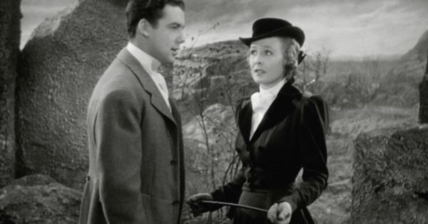 Wendy Barrie In The Hound Of The Baskervilles 1939