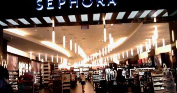 Inside Forum shops at Caesars Palace, Las Vegas. Sephora!!! <3 <3 ...