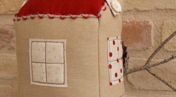 Cartamodello fermaporta casa torre cartamodello for Fermaporta cartamodello