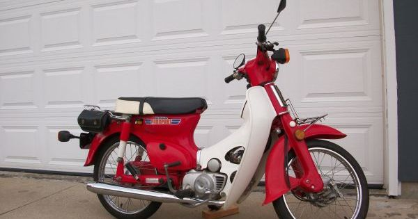 1981 honda passport c70 just like the one i used to have mopeds scooters pinterest. Black Bedroom Furniture Sets. Home Design Ideas