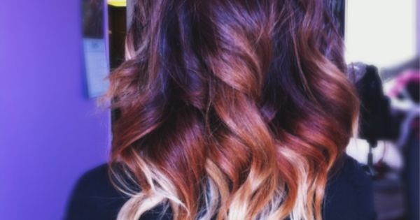 50 Ombre Hair Styles 2015 - Ombre Hair Color Ideas for 2015