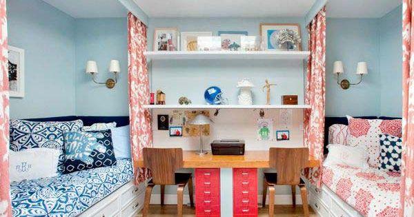 20 brilliant ideas for boy girl shared bedroom the for Brilliant bedroom for girls
