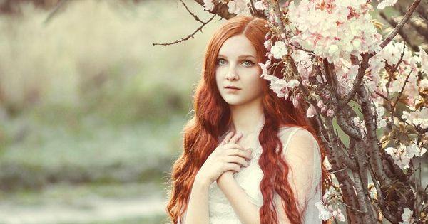 Alina Khomchenko forest maiden, medieval, fantasy | Forest ...