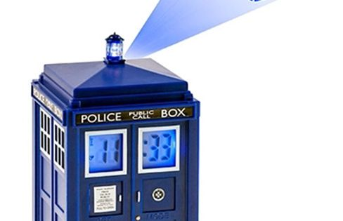 Dr who tardis projection alarm clock dr who doctor who tardis and dr who - Tardis alarm clock ...