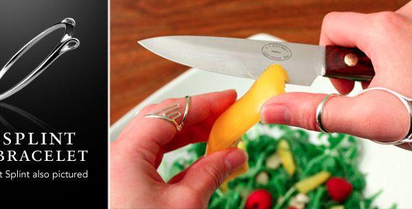 Mcp Splint With Bracelet Assorted Finger Joint Splints