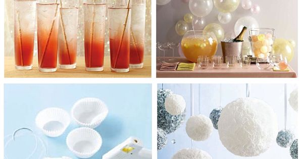 Lots of cool craft ideas for a Party Ideas| http://party-ideas-esmeralda.blogspot.com